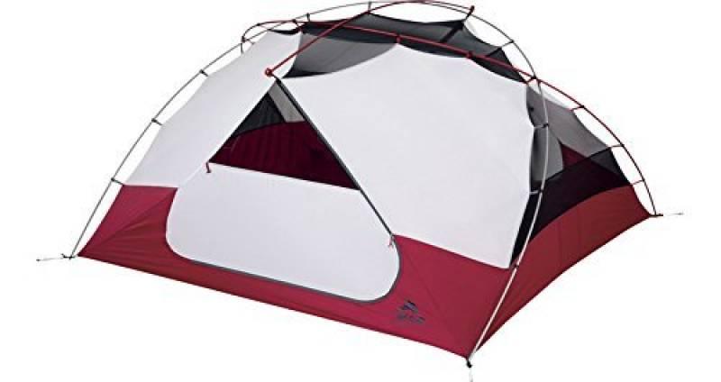 MSR Elixir 4 - Tente igloo - vert/rouge 2016 de la marque MSR TOP 2 image 0 produit