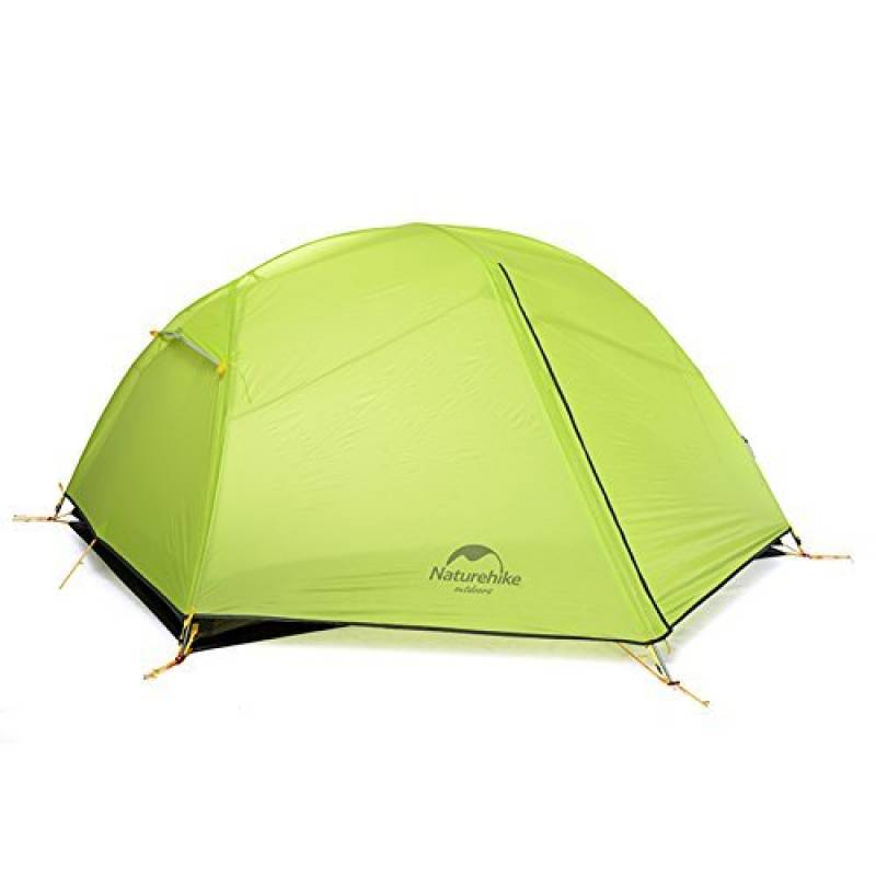 NatureHike PARO léger double couche 3saisons Tente Aluminium Bâtons 1–2personne Tente imperméable avec tapis de sol pour le camping randonnée alpinisme de la TOP 7 image 0 produit