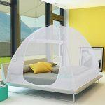 ProBache - Moustiquaire dôme pop-up 195x150 cm mobile pour lit de la marque Probache TOP 7 image 0 produit