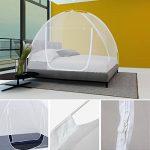 ProBache - Moustiquaire dôme pop-up 195x150 cm mobile pour lit de la marque Probache TOP 7 image 2 produit