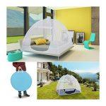 ProBache - Moustiquaire dôme pop-up grandes dimensions 195x180 cm mobile pour lit de la marque Probache TOP 9 image 0 produit