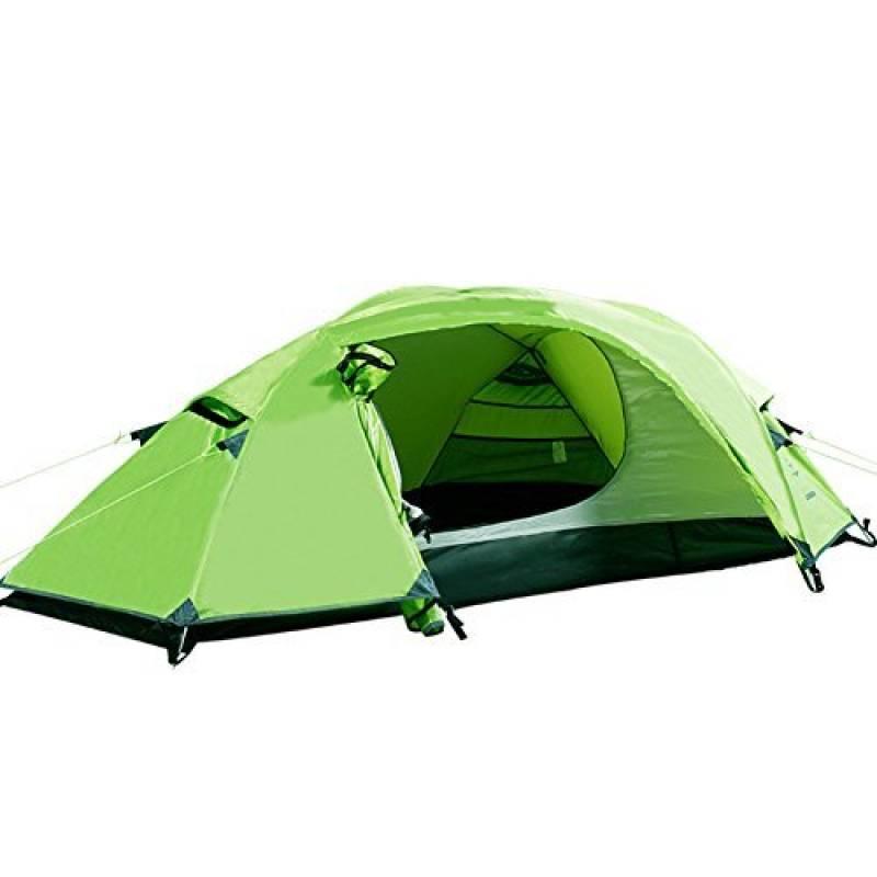 tente de pôle ultra légère aluminium unique/tente extérieure alpinisme/Camping tente double tempête-proof de la marque hhsgcggy TOP 8 image 0 produit