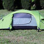 tente de pôle ultra légère aluminium unique/tente extérieure alpinisme/Camping tente double tempête-proof de la marque hhsgcggy TOP 8 image 2 produit