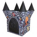 Charles Bentley - Tente de jeu château hanté - enfant - intérieur/extérieur - gris de la marque Charles Bentley TOP 4 image 0 produit
