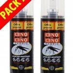 Cinq sur Cinq - Protection contre les Moustiques Spray Tropic 100 ml - Lot de 2 x 100ml de la marque Cinq sur Cinq TOP 6 image 0 produit
