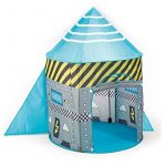Enfants Pop Up vaisseau spatiale / engin spatial habité - tente pop up bleu. Garçons Jouet Tente de la marque Pop It Up TOP 12 image 0 produit