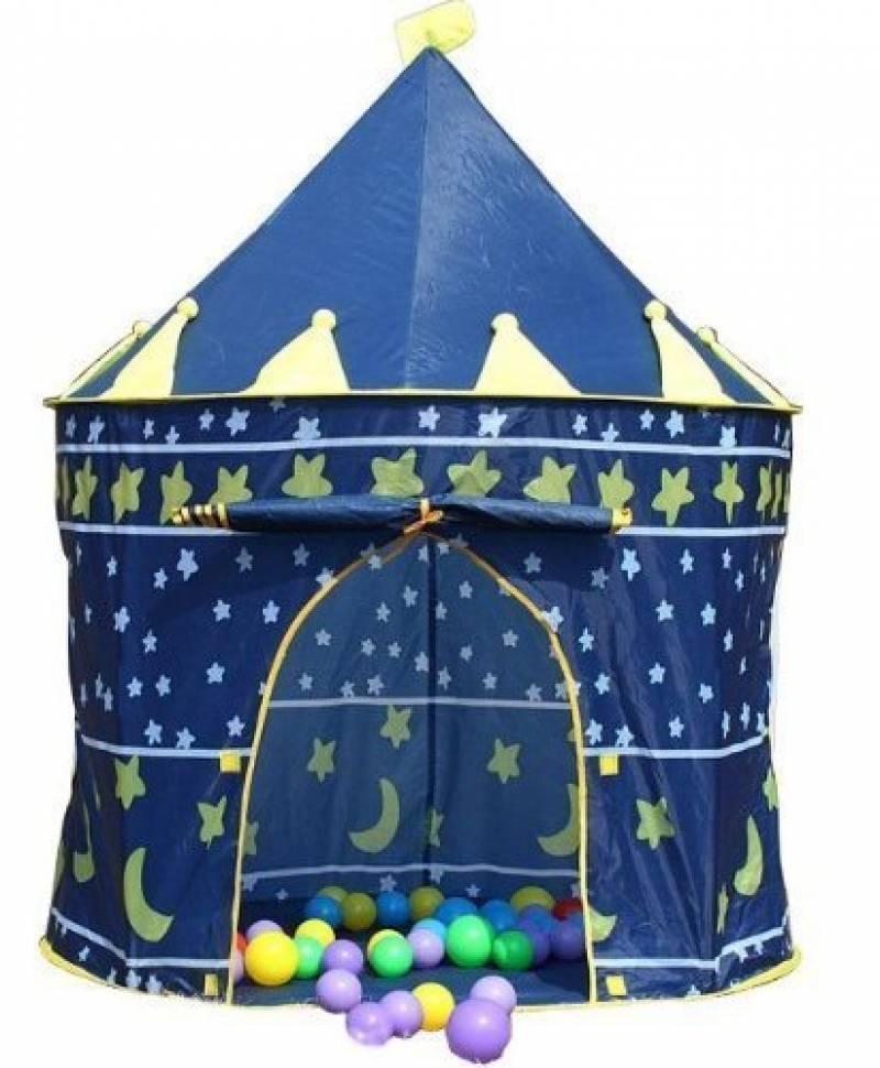 Enfants Tente de Jeu Château Princesse Château Enfants Pop Up Piscine à Balles Jouet pour Bébé Jouer Tente Maison Jardin Jouet 'Intérieur ou à L'Extèrie TOP 10 image 0 produit