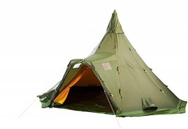 Helsport Tente Varanger Camp 4-6 Outhertent + Tentpoles de la marque Helsport TOP 11 image 0 produit