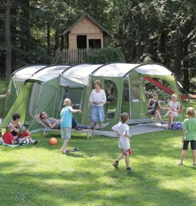 Investir dans une tente confortable sur Internet principale