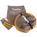 kilofly bébé (Taille M) instantané Pop Up Tente de plage Protection solaire UPF 35+ VOYAGE + 2Pinces à linge de la marque KF Baby TOP 1 image 2 produit