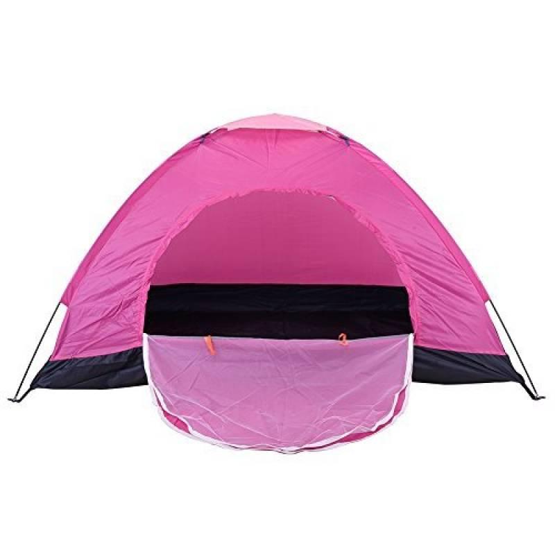 Molie Tente de Camping Confort 1 Places Étanche Résistant aux UV En Plein Air Voyage Portable de la marque Molie TOP 11 image 0 produit