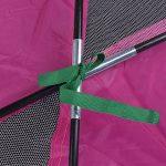 Molie Tente de Camping Confort 1 Places Étanche Résistant aux UV En Plein Air Voyage Portable de la marque Molie TOP 11 image 1 produit