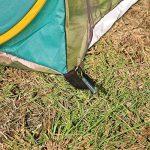 MONOJOY Tente Abris de plage Abri Soleil Rideau avec fermeture Éclair protection UV léger pour plage Jardin Parc Pêche Portable Tente pour enfants bébé garçon ( TOP 9 image 1 produit