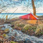 Nordisk Lofoten 1 - Tente - rouge 2017 tente en tunnel de la marque Nordisk TOP 8 image 2 produit