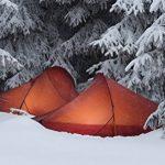 Nordisk Telemark - - 1, Ultra Light Weight rouge tente tunnel de la marque Nordisk TOP 5 image 2 produit
