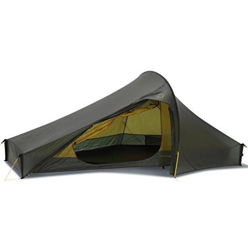 Nordisk Telemark - Tente 1 personne - vert tente tunnel de la marque Nordisk TOP 4 image 0 produit