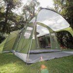 Skandika Saturn Tente familiale 6 places Vert de la marque SKANDIKA TOP 1 image 0 produit
