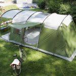Skandika Saturn Tente familiale 6 places Vert de la marque SKANDIKA TOP 1 image 1 produit