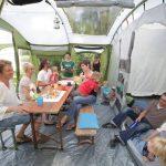 Skandika Saturn Tente familiale 6 places Vert de la marque SKANDIKA TOP 1 image 2 produit