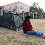 Tente de haute qualité - individuel Tente extérieure Voyage camping tente Facile à rétracter Anti-UV Loisir Pêche sur la glace tente --Confort de voyage à l&#39 TOP 13 image 1 produit