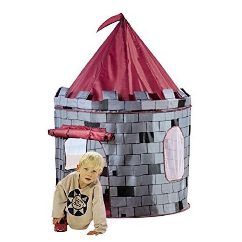 Tente de jeu dépliable château de chevalier de la marque boppi TOP 5 image 0 produit