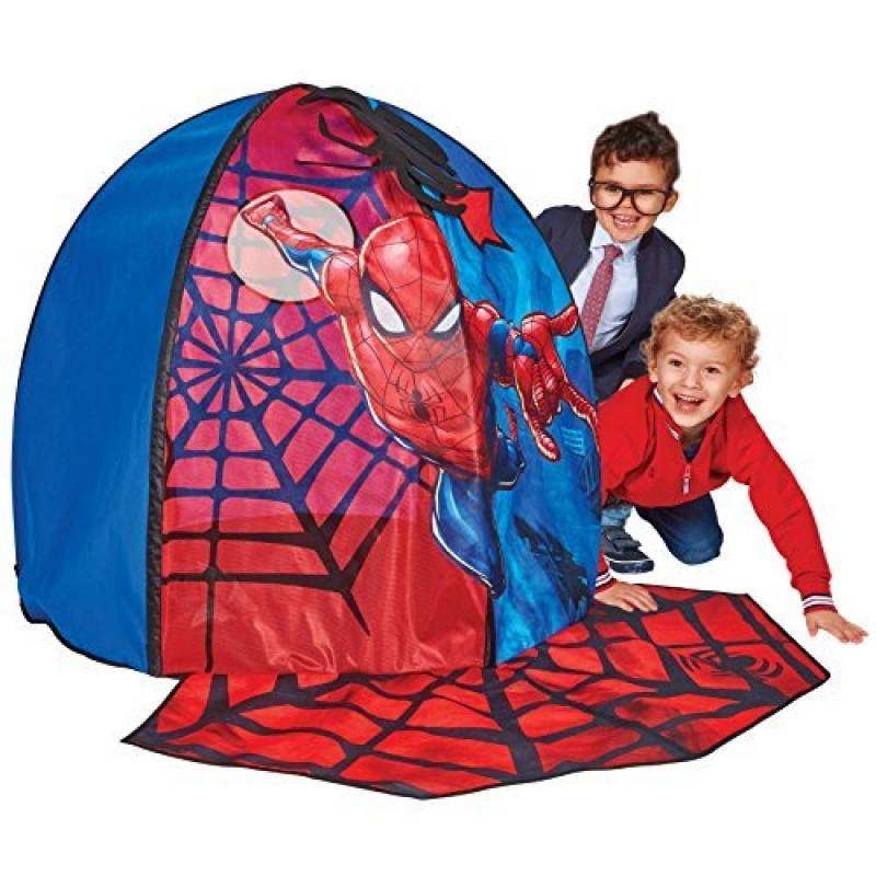 Tente de jeu pop-up repaire secret Spider-Man de la marque Spider-Man TOP 3 image 0 produit