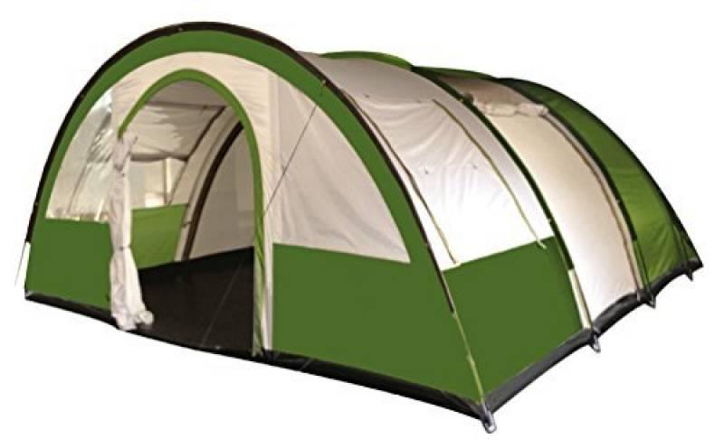 Tentes camping familiales - GALAXY 4 - tente tunnel 4 personnes - tente camping confort de la marque Freetime TOP 8 image 0 produit